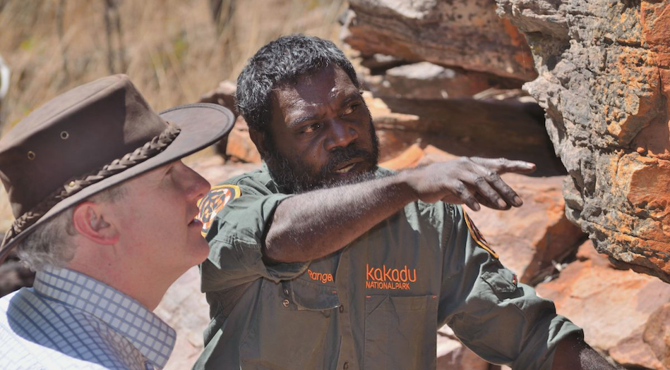 Jeffrey Lee saved Koongarra from uranium mining #mustshare
